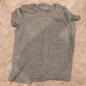 green shirt // never worn